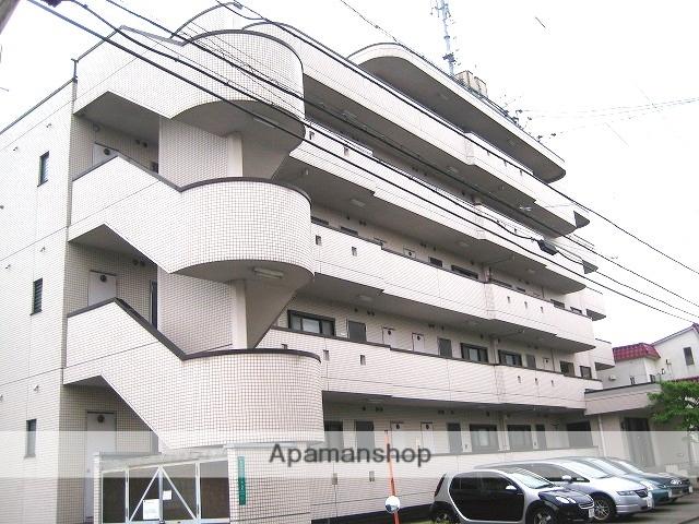 富山県富山市の築22年 5階建の賃貸マンション
