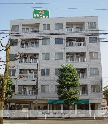 富山県富山市、不二越駅徒歩10分の築31年 6階建の賃貸マンション