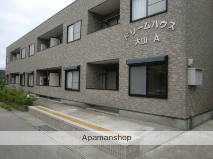 富山県富山市、上滝駅徒歩15分の築15年 2階建の賃貸マンション