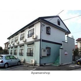 富山県富山市、東新庄駅徒歩12分の築23年 2階建の賃貸アパート