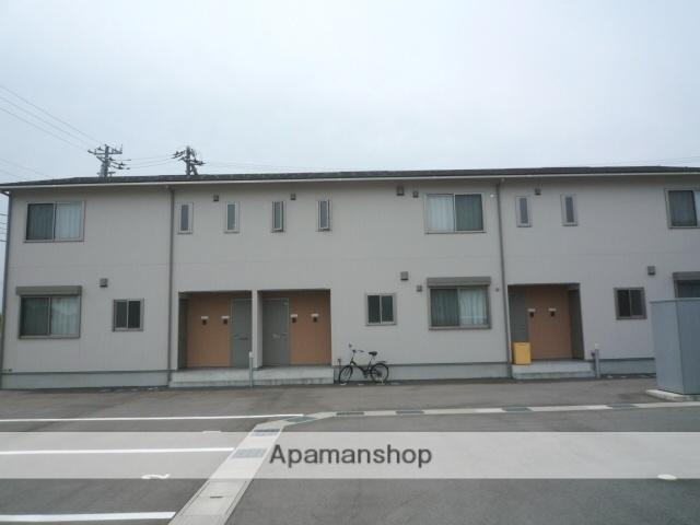 富山県富山市、インテック本社前駅徒歩17分の築9年 2階建の賃貸アパート