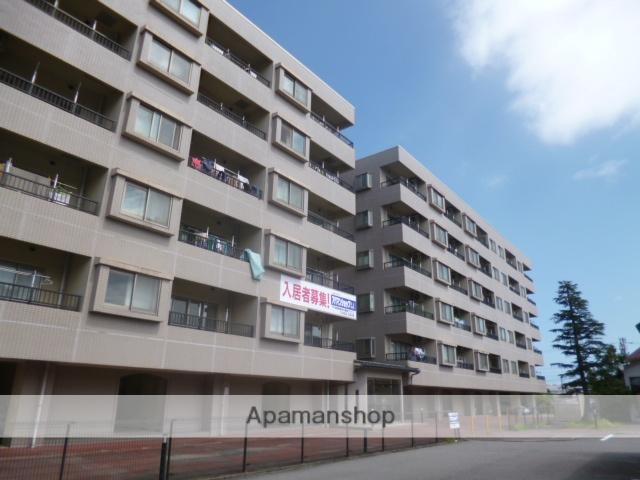 富山県富山市、大泉駅徒歩17分の築18年 6階建の賃貸マンション
