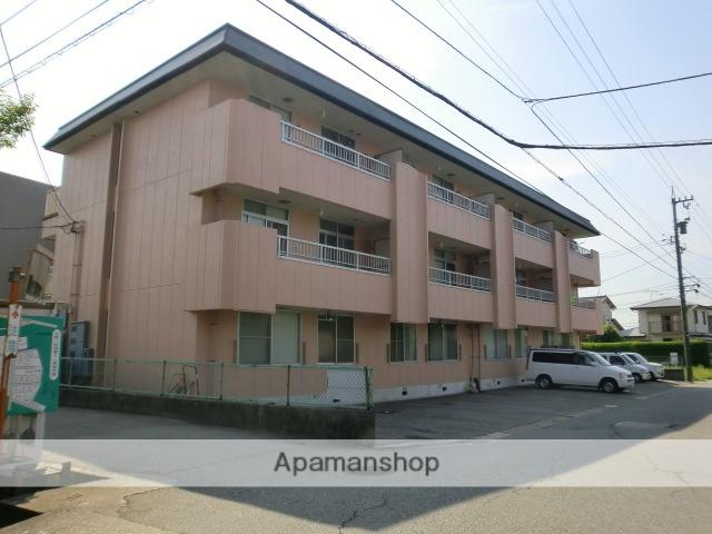 富山県富山市、南富山駅前駅徒歩8分の築34年 3階建の賃貸マンション