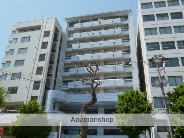 富山県富山市、富山駅徒歩4分の築31年 10階建の賃貸マンション