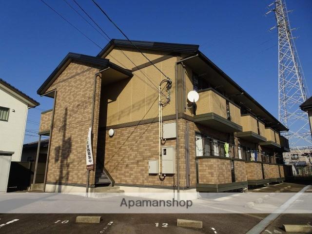 富山県富山市、速星駅徒歩17分の築12年 2階建の賃貸アパート