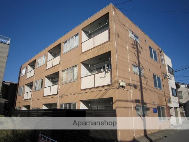 富山県富山市、桜橋駅徒歩9分の築34年 3階建の賃貸マンション