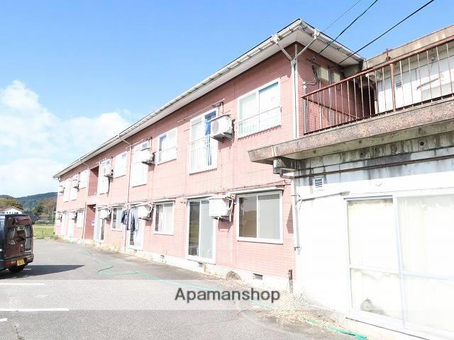 富山県富山市、千里駅徒歩12分の築21年 2階建の賃貸アパート