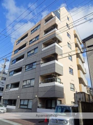 富山県富山市、中町(西町北)駅徒歩10分の築24年 7階建の賃貸マンション