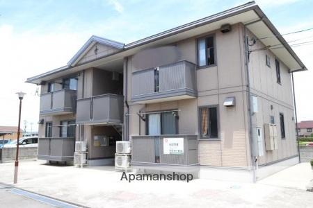 富山県富山市、富山駅北駅徒歩13分の築13年 2階建の賃貸アパート