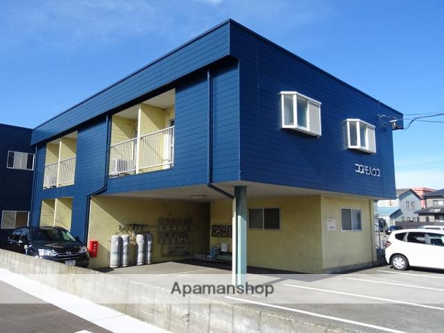 富山県富山市、下奥井駅徒歩10分の築28年 2階建の賃貸アパート