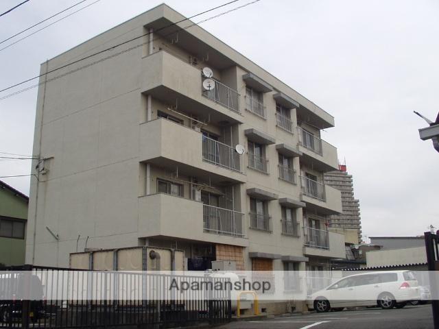 富山県富山市、奥田中学校前駅徒歩5分の築43年 4階建の賃貸マンション