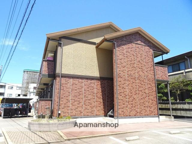 富山県富山市、城川原駅徒歩17分の築13年 2階建の賃貸アパート