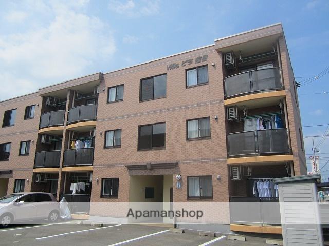 富山県富山市、速星駅徒歩13分の築12年 3階建の賃貸マンション