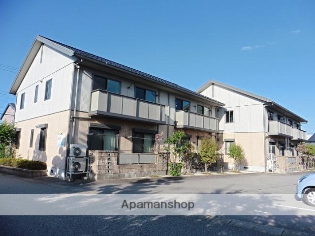 富山県富山市の築13年 2階建の賃貸アパート