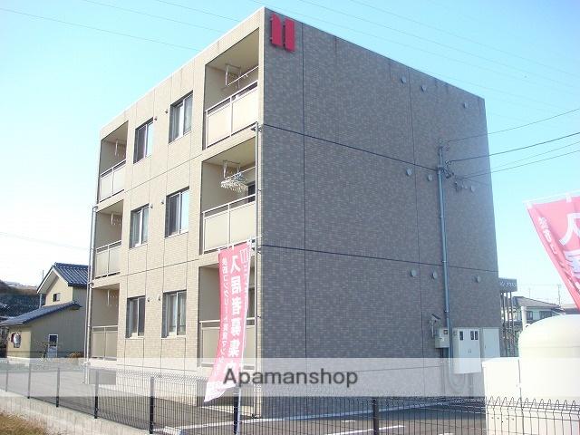 富山県富山市、越中八尾駅徒歩8分の築12年 3階建の賃貸マンション