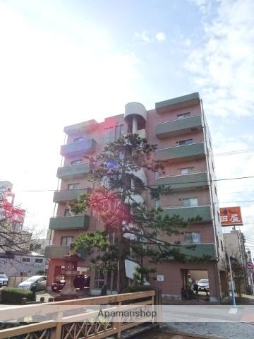 富山県富山市、諏訪川原駅徒歩5分の築9年 6階建の賃貸マンション
