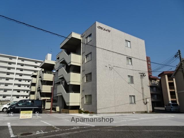 富山県富山市の築35年 4階建の賃貸マンション