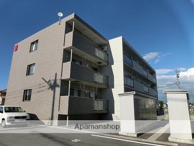 富山県富山市、不二越駅徒歩30分の築3年 3階建の賃貸マンション