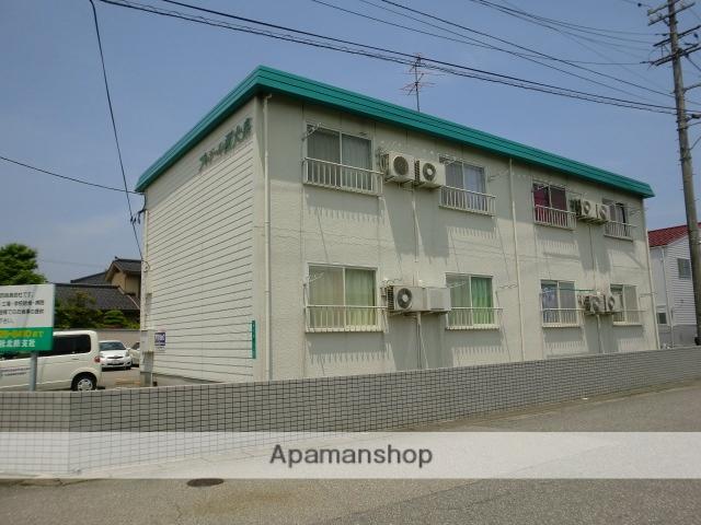 富山県富山市、大泉駅徒歩6分の築27年 2階建の賃貸アパート