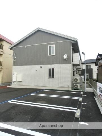 富山県富山市、大泉駅徒歩6分の新築 2階建の賃貸アパート