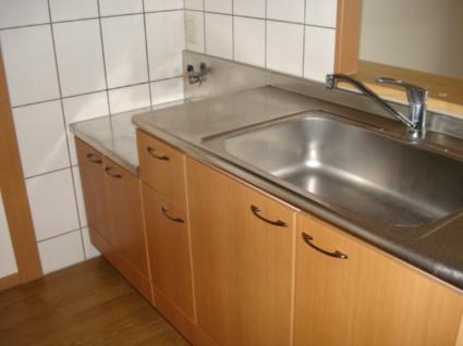 アイディールK[1LDK/40.92m2]のキッチン