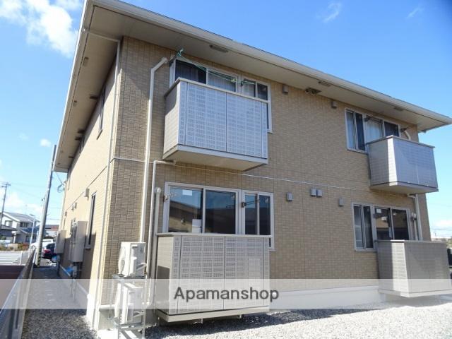 富山県富山市、粟島(大阪屋ショップ前)駅徒歩11分の新築 2階建の賃貸アパート