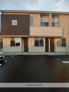 富山県富山市、大泉駅徒歩16分の新築 1階建の賃貸テラスハウス