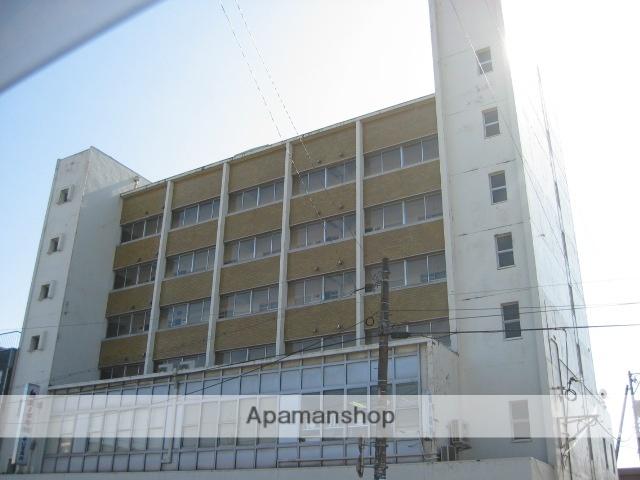 富山県富山市、不二越駅徒歩1分の築45年 6階建の賃貸マンション
