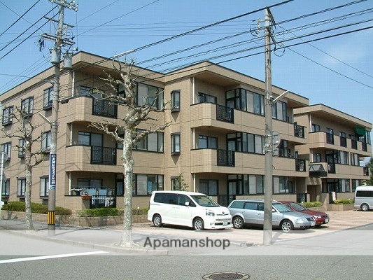 富山県富山市、大泉駅徒歩8分の築20年 3階建の賃貸マンション