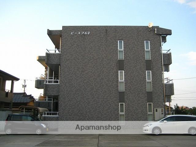 富山県富山市の築14年 3階建の賃貸アパート