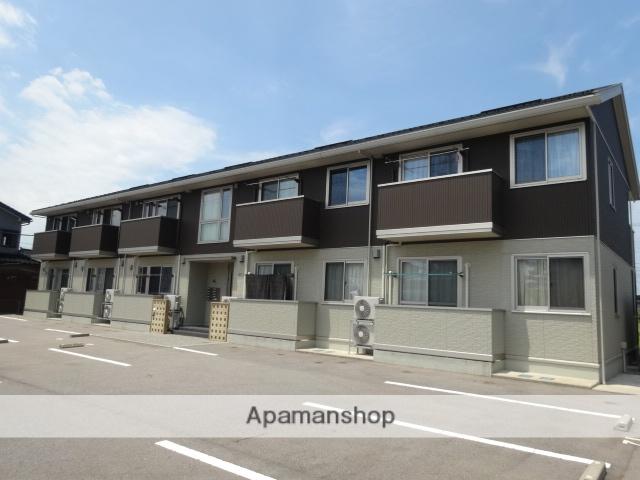 富山県滑川市、中滑川駅徒歩19分の築6年 2階建の賃貸アパート