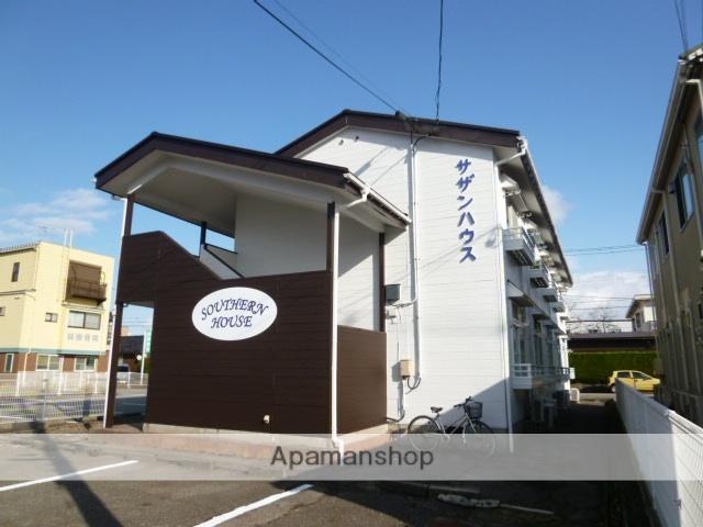富山県富山市、小泉町駅徒歩15分の築32年 2階建の賃貸アパート