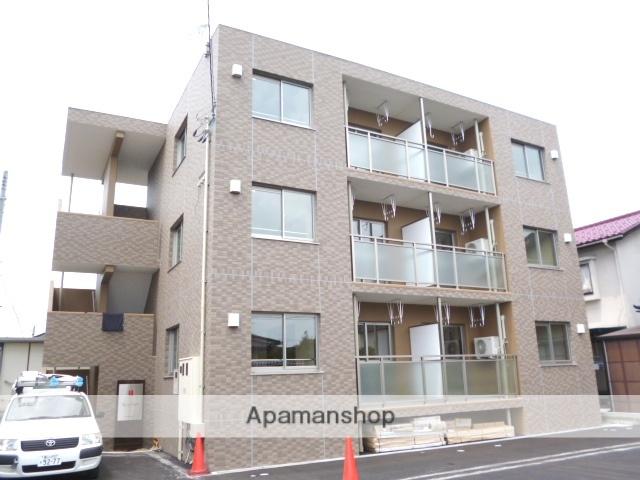 富山県富山市、東新庄駅徒歩12分の築4年 3階建の賃貸マンション