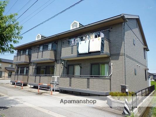 富山県富山市、下奥井駅徒歩8分の築16年 2階建の賃貸アパート