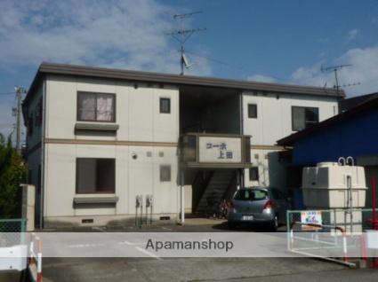 富山県富山市、東富山駅徒歩11分の築25年 2階建の賃貸アパート