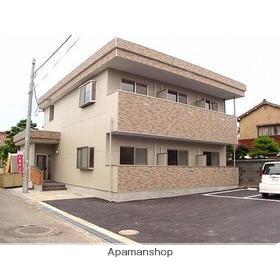 富山県富山市、西中野駅徒歩10分の築15年 2階建の賃貸アパート