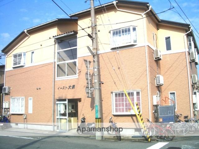 富山県富山市、大泉駅徒歩3分の築27年 2階建の賃貸アパート