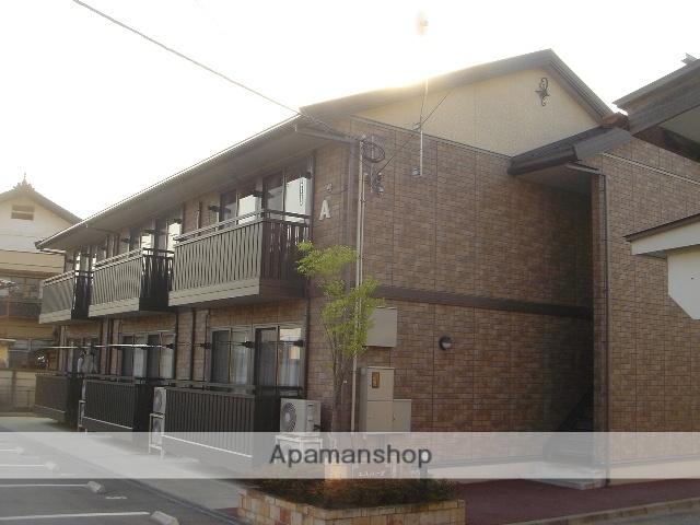 富山県中新川郡上市町、上市駅徒歩12分の築13年 2階建の賃貸アパート