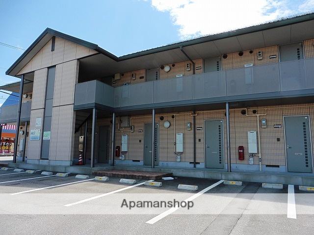 富山県富山市、東新庄駅徒歩16分の築14年 2階建の賃貸アパート
