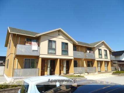富山県滑川市、滑川駅徒歩4分の築10年 2階建の賃貸アパート