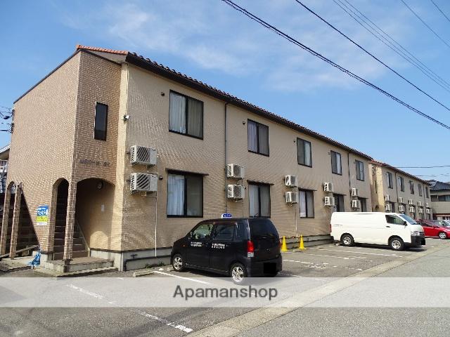 富山県魚津市、魚津駅徒歩20分の築10年 2階建の賃貸アパート