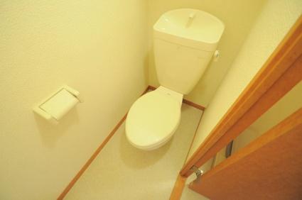 レオパレスA&K[1K/23.18m2]のトイレ