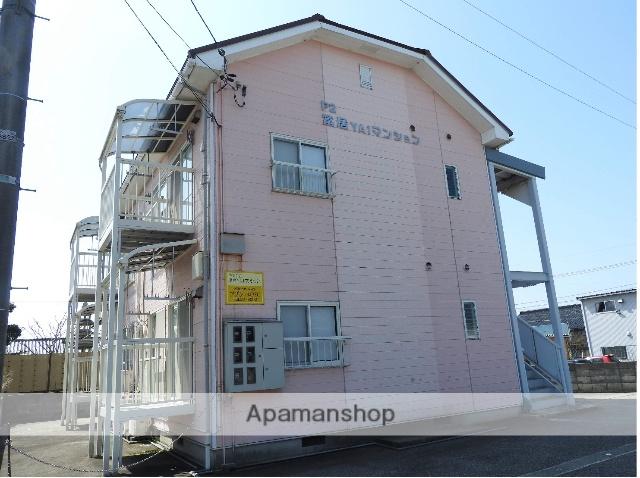 富山県魚津市、魚津駅徒歩19分の築29年 2階建の賃貸アパート