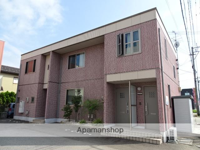 富山県滑川市、滑川駅徒歩17分の築12年 2階建の賃貸アパート