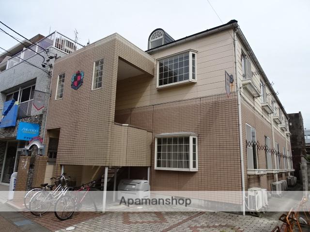 富山県魚津市、電鉄魚津駅徒歩8分の築27年 2階建の賃貸アパート
