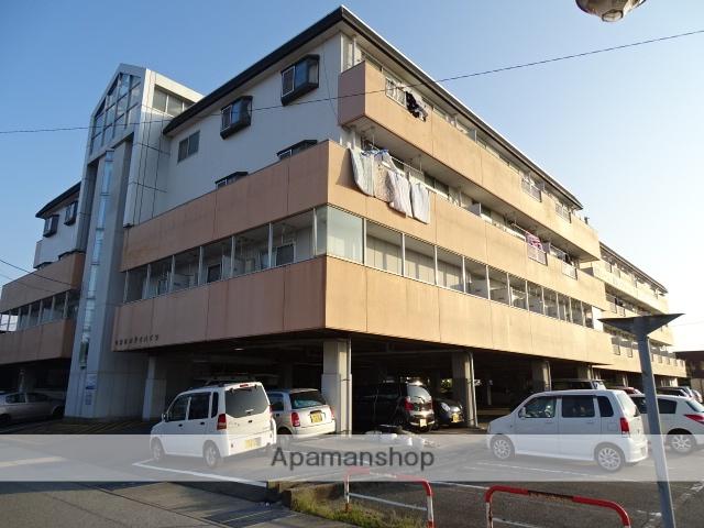 富山県滑川市、西滑川駅徒歩11分の築27年 4階建の賃貸マンション
