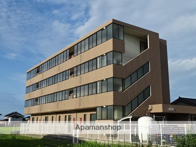 富山県黒部市の築10年 4階建の賃貸マンション