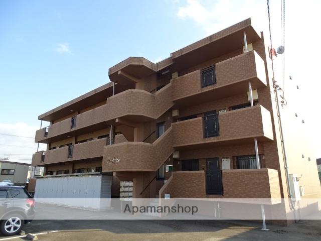 富山県滑川市、滑川駅徒歩17分の築12年 3階建の賃貸マンション