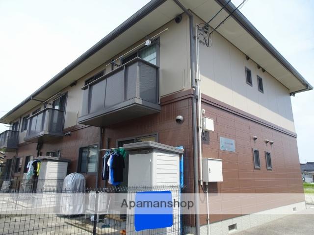 富山県射水市の築16年 2階建の賃貸アパート