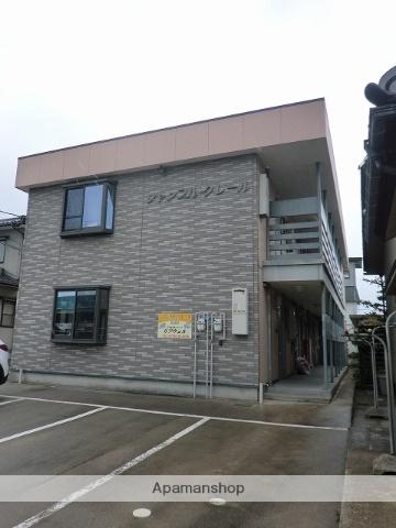 富山県射水市、中新湊駅徒歩20分の築13年 2階建の賃貸アパート